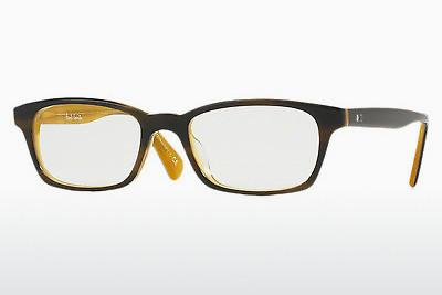 Designer briller Paul Smith WOODLEY (PM8140 1092) - Sort, Brun, Havanna, Guld