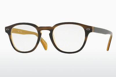 Designer briller Paul Smith AYDON (PM8261U 1092) - Sort, Brun, Havanna, Guld