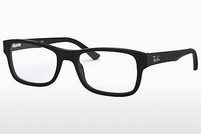 Designer briller Ray-Ban RX5268 5119 - Sort