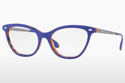 Designer briller Ray-Ban RX5360 5716 - Purpur, Brun, Havanna, Orange