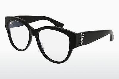 Designer briller Saint Laurent SL M5 001 - Sort