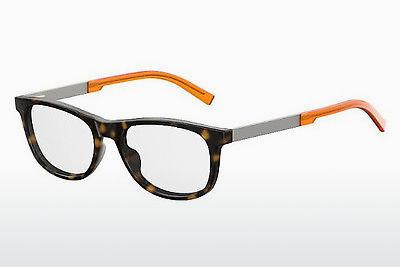 Designer briller Seventh Street S 266 0O9 - Orange, Brun, Havanna