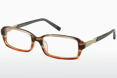 Designer briller TRUSSARDI TR12723 OR - Orange