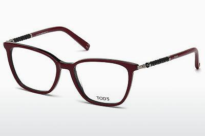 Designer briller Tod's TO5171 071 - Bourgogne, Bordeaux
