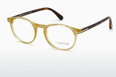 Designer briller Tom Ford FT5294 041 - Gul
