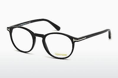 Designer briller Tom Ford FT5294 069 - Bourgogne, Bordeaux, Shiny