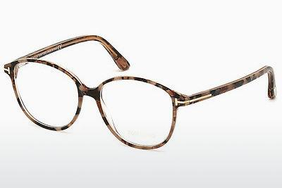 Designer briller Tom Ford FT5390 055 - Flerfarvet, Brun, Havanna