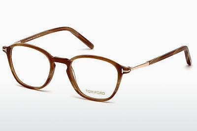 Designer briller Tom Ford FT5397 062 - Brun, Horn, Ivory