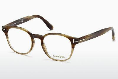 Designer briller Tom Ford FT5400 65A - Horn, Horn, Brown