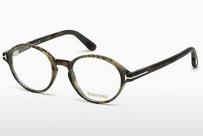 Designer briller Tom Ford FT5409 055 - Flerfarvet, Brun, Havanna