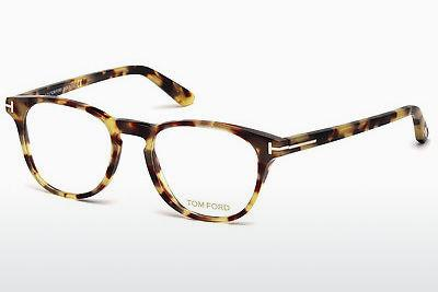 Designer briller Tom Ford FT5410 055 - Flerfarvet, Brun, Havanna