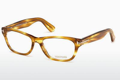 Designer briller Tom Ford FT5425 055 - Flerfarvet, Brun, Havanna