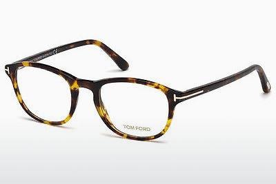 Designer briller Tom Ford FT5427 055 - Flerfarvet, Brun, Havanna