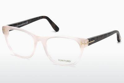Designer briller Tom Ford FT5433 072 - Guld, Rosa