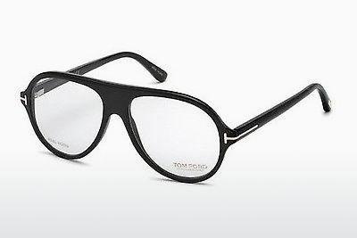 Designer briller Tom Ford FT5437-P 63A - Brun, Ivory, Black