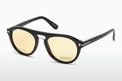 Designer briller Tom Ford FT5438-P 64E - Horn, Horn, Brown