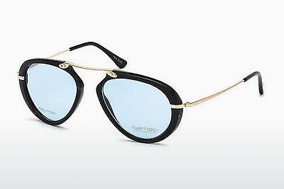 Designer briller Tom Ford FT5442-P 62V - Brun, Horn, Ivory