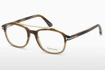 Designer briller Tom Ford FT5454 062 - Brun, Horn, Ivory