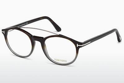 Designer briller Tom Ford FT5455 055 - Flerfarvet, Brun, Havanna