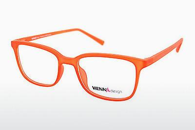 Designer briller Vienna Design UN575 06 - Orange