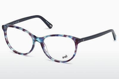 Designer briller Web Eyewear WE5214 A55 - Flerfarvet, Brun, Havanna