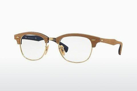 Designer briller Ray-Ban CLUBMASTER (RX5154M 5559)