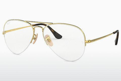 Designer briller Ray-Ban Aviator Gaze (RX6589 2500)