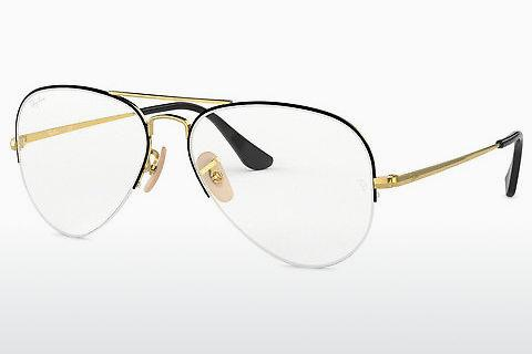 Designer briller Ray-Ban Aviator Gaze (RX6589 2946)
