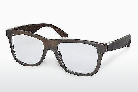 Designer briller Wood Fellas Prinzregenten (10906 grey)