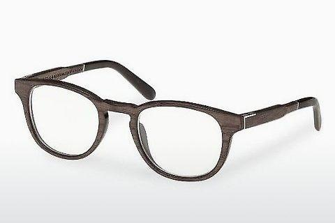 Designer briller Wood Fellas Bogenhausen (10911 black oak)