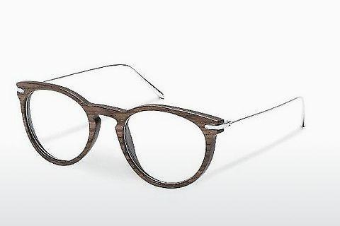 Designer briller Wood Fellas Trudering (10916 walnut)
