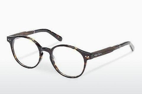 Designer briller Wood Fellas Solln (10929 ebony/havana)