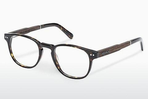 Designer briller Wood Fellas Sendling (10931 ebony/havana)
