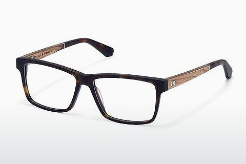 Designer briller Wood Fellas Hohenaschau (10952 zebrano)