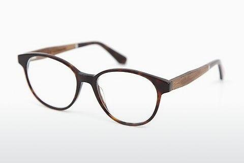 Designer briller Wood Fellas Haldenwang (10972 walnut/havana)