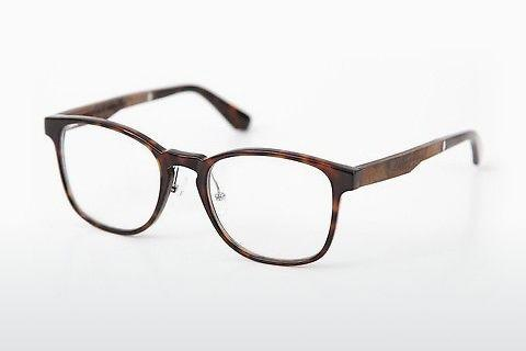 Designer briller Wood Fellas Friedenfels (10975 curled/havana)