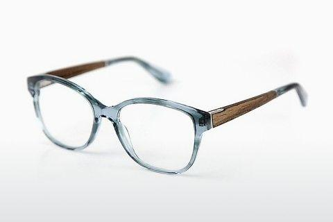 Designer briller Wood Fellas Rosenberg Premium (10993 walnut)