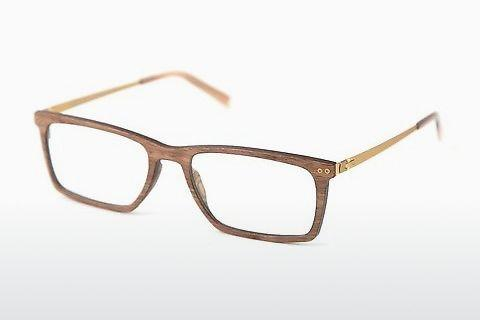 Designer briller Wood Fellas Maximilian Air (10996 walnut)