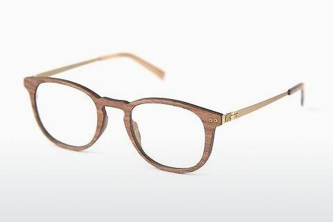 Designer briller Wood Fellas Bogenhausen Air (10997 walnut)