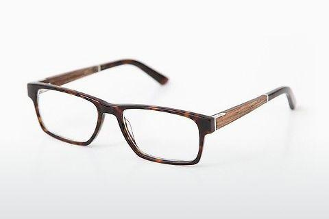 Designer briller Wood Fellas Maximilian (10999 walnut/havana)