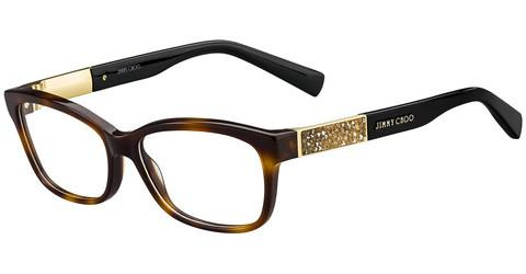 Designer briller Jimmy Choo JC110 6VL