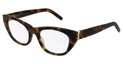Designer briller Saint Laurent SL M80 002