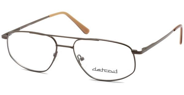 Detroit   UN101 01 shiny dark brown