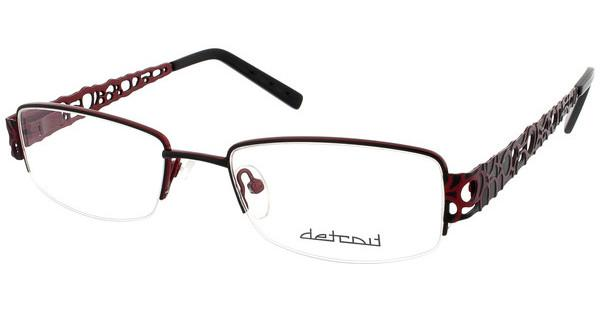 Detroit   UN441 01 matt black-matt red