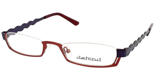 Detroit   UN454 01 matt red-matt dark purple
