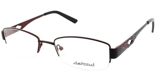 Detroit   UN478 01 matt black-matt red