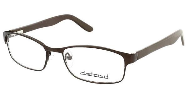 Detroit   UN502 02 matt dark brown