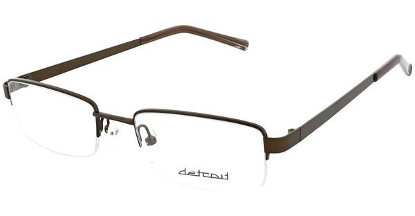 Detroit   UN505 02 matt dark brown