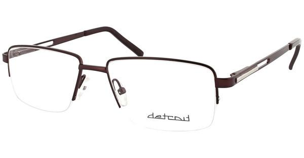 Detroit   UN561 02 matt dark brown