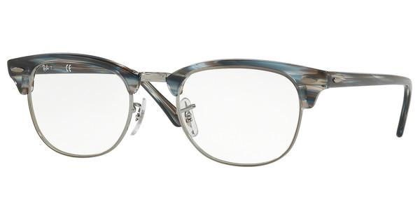 Ray-Ban   RX5154 5750 BLUE/GREY STRIPPED